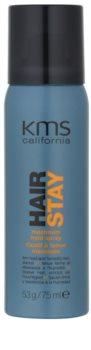 KMS California Hair Stay laca de cabelo fixação forte