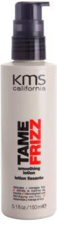 KMS California Tame Frizz leite suavizante  para fácil penteado de cabelo