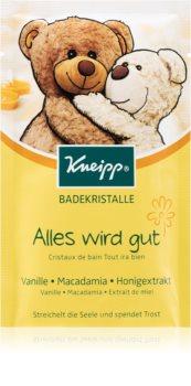 Kneipp Bear Hug успокояваща сол за вана