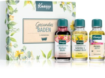 Kneipp Healthy Bathing coffret cadeau IV.