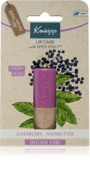 Kneipp Intense Care Elderberry & Shea butter Lip Balm