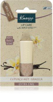 Kneipp Extra Care Cupuacu & Vanilla balsam de buze