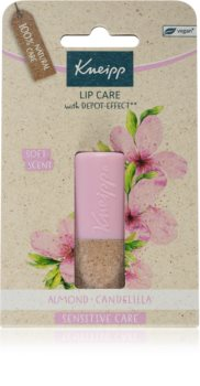 Kneipp Sensitive Care Almond & Candelilla балсам за устни