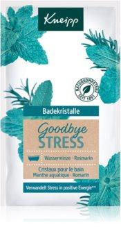 Kneipp Goodbye Stress Badesalt med afslappende effekt