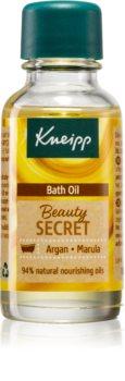 Kneipp Beauty Secret Argan & Marula olio da bagno