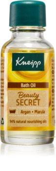 Kneipp Beauty Secret Argan & Marula масло для ванны