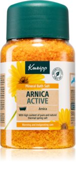 Kneipp Arnica Active соль для ванны с минералами