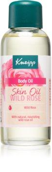 Kneipp Wild Rose олио за тяло с дива роза