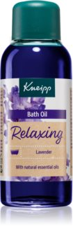 Kneipp Relaxing Lavender olio da bagno