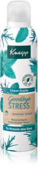 Kneipp Goodbye Stress mousse douche traitante