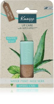 Kneipp Hydro Care Water Mint & Aloe Vera baume à lèvres
