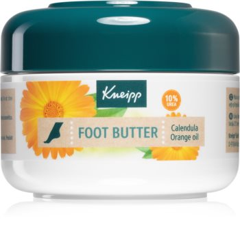 Kneipp Foot máslo na popraskaná chodidla