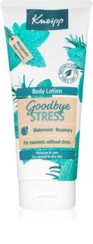 Kneipp Goodbye Stress pečující tělové mléko