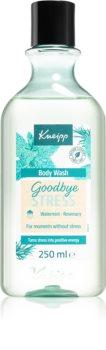 Kneipp Goodbye Stress felfrissítő tusfürdő gél