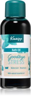 Kneipp Goodbye Stress Soothing Bath Oil