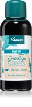 Kneipp Goodbye Stress zklidňující koupelový olej
