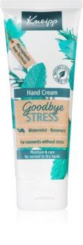 Kneipp Goodbye Stress ápoló kézkrém