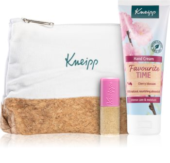 Kneipp Favourite Time Cherry Blossom Gavesæt  III.
