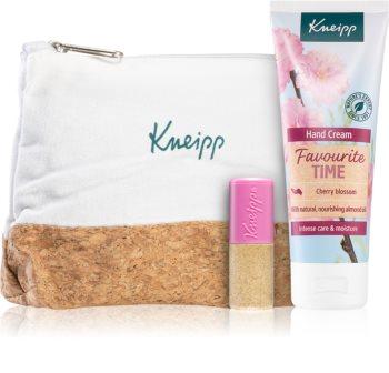 Kneipp Favourite Time Cherry Blossom Gavesæt  (til krop og ansigt)