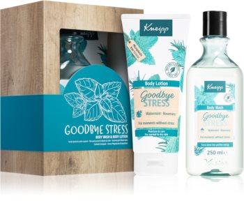 Kneipp Goodbye Stress Gavesæt  (Til at håndtere stress)