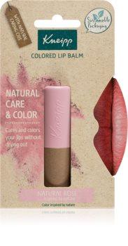 Kneipp Natural Care & Color tonujący balsam do ust