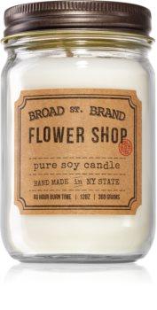 KOBO Broad St. Brand Flower Shop Duftkerze (Apothecary)