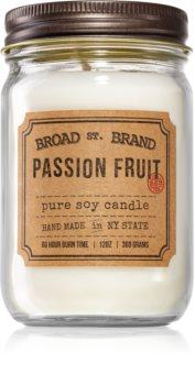 KOBO Broad St. Brand Passion Fruit bougie parfumée (Apothecary)