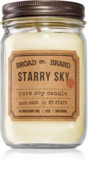 KOBO Broad St. Brand Starry Sky ароматна свещ  (Apothecary)