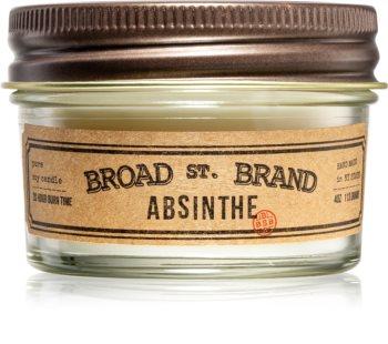 KOBO Broad St. Brand Absinthe świeczka zapachowa  I. (Apothecary)