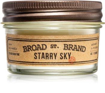 KOBO Broad St. Brand Starry Sky vonná svíčka I. (Apothecary)