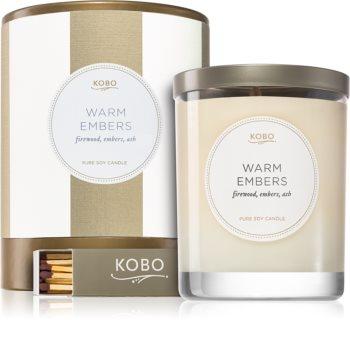 KOBO Aurelia Warm Embers lumânare parfumată