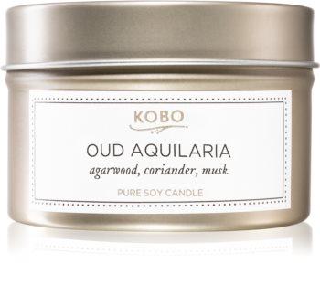 KOBO Aurelia Oud Aquilaria doftljus i tenn