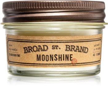 KOBO Broad St. Brand Moonshine bougie parfumée I. (Apothecary)