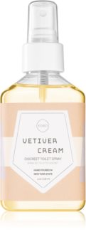 KOBO Pastiche Vetiver Cream Toilet Freshener Spray