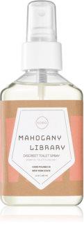 KOBO Pastiche Mahogany Library spray do WC przeciw przykrym zapachom