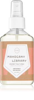KOBO Pastiche Mahogany Library Toilet Freshener Spray
