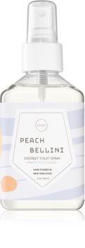 KOBO Pastiche Peach Bellini spray de toaletă împotriva mirosului