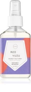 KOBO Pastiche Red Yuzu Ароматизиращ спрей за тоалетна