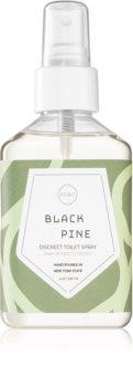 KOBO Pastiche Black Pine Spray désodorisant pour toilettes
