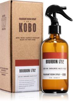 KOBO Woodblock Bourbon 1792 odświeżacz w aerozolu