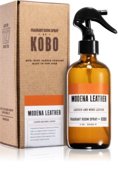 KOBO Woodblock Modena Leather parfum d'ambiance