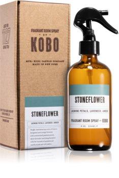 KOBO Woodblock Stoneflower room spray