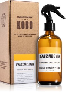 KOBO Woodblock Renaissance Man room spray