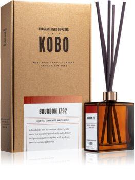 KOBO Woodblock Bourbon 1792 aroma diffuser mit füllung