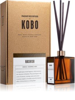 KOBO Woodblock Hashish Aroma Diffuser mitFüllung