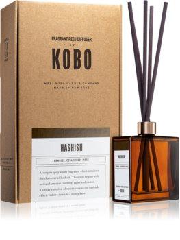 KOBO Woodblock Hashish Aromihajotin Täyteaineella