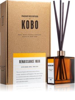 KOBO Woodblock Renaissance Man aroma diffuser met vulling
