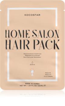 KOCOSTAR Home Salon Hair Pack maschera rigenerante e idratante per capelli