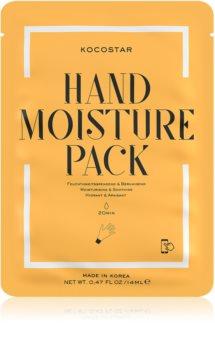 KOCOSTAR Hand Moisture Pack Kalmerende en Hydraterende Masker  voor de Handen
