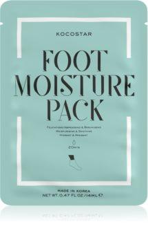 KOCOSTAR Foot Moisture Pack hidratáló maszk lábakra